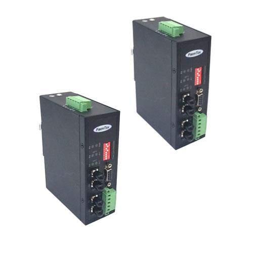 Industrial Serial Fiber Converters