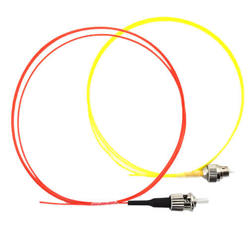 OM2 Multimode and Singlemode Fiber Optic Pigtails