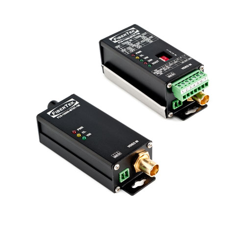 Video converters with 8 bit pcm coded transmission