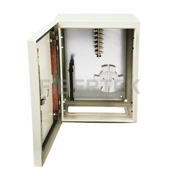 FSE 66 MS Wall Mount Paltch Panel with slidable splice tray