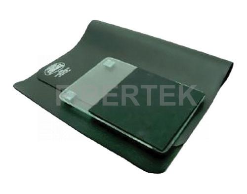 Fiber Optic Polishing Plate, Pad and Mat