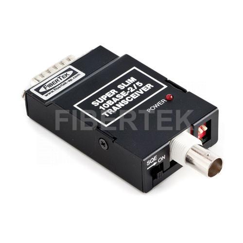 Ethernet Super Slim 10Base-2/5 Transceiver FMF-626 Series