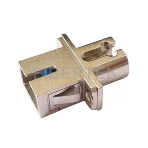 LC-SC Simplex Hybrid Fiber Optic Adapter