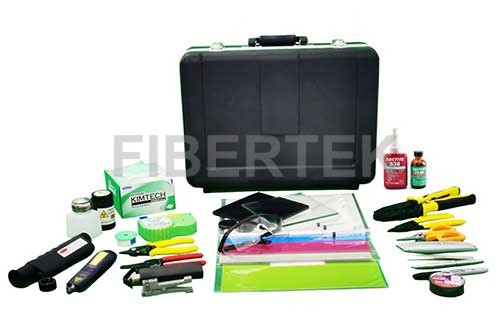 Product Picture for Fiber Optic Termination Tool Box 3