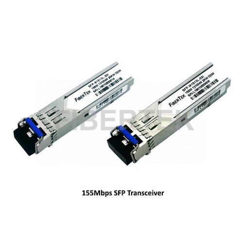 155Mbps SFP Transceivers