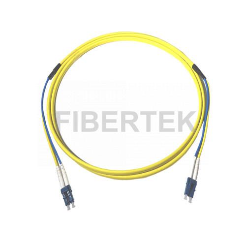 Ruggedized Fiber Optic Patch Cord Singlemode