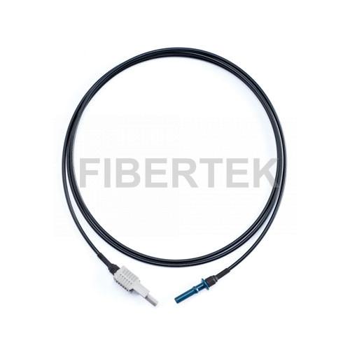 Plastic Fiber Optic Patch Cord